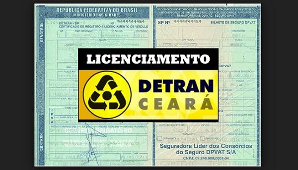 Licenciamento 2022 CE