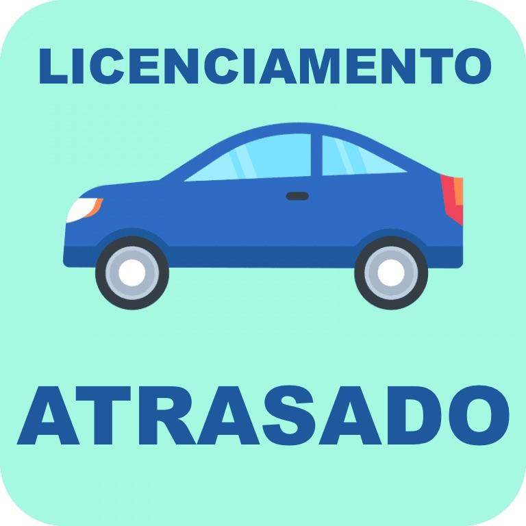Licenciamento Atrasado